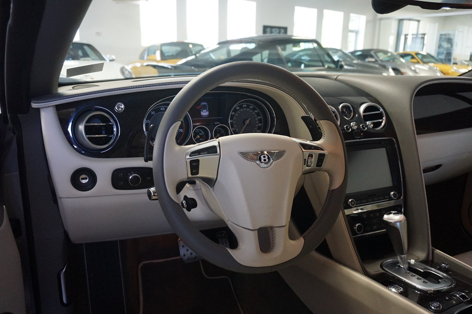 Pre-Owned 2015 Bentley Continental GT V8 S