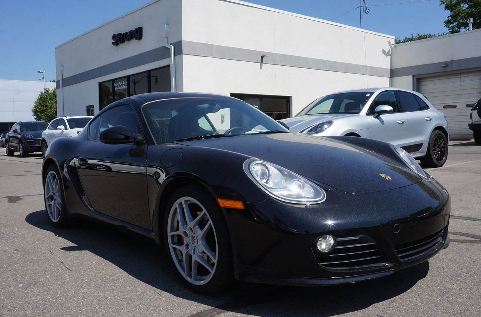 Certified Pre-Owned 2011 Porsche Cayman S S 2dr Car in Salt Lake ...