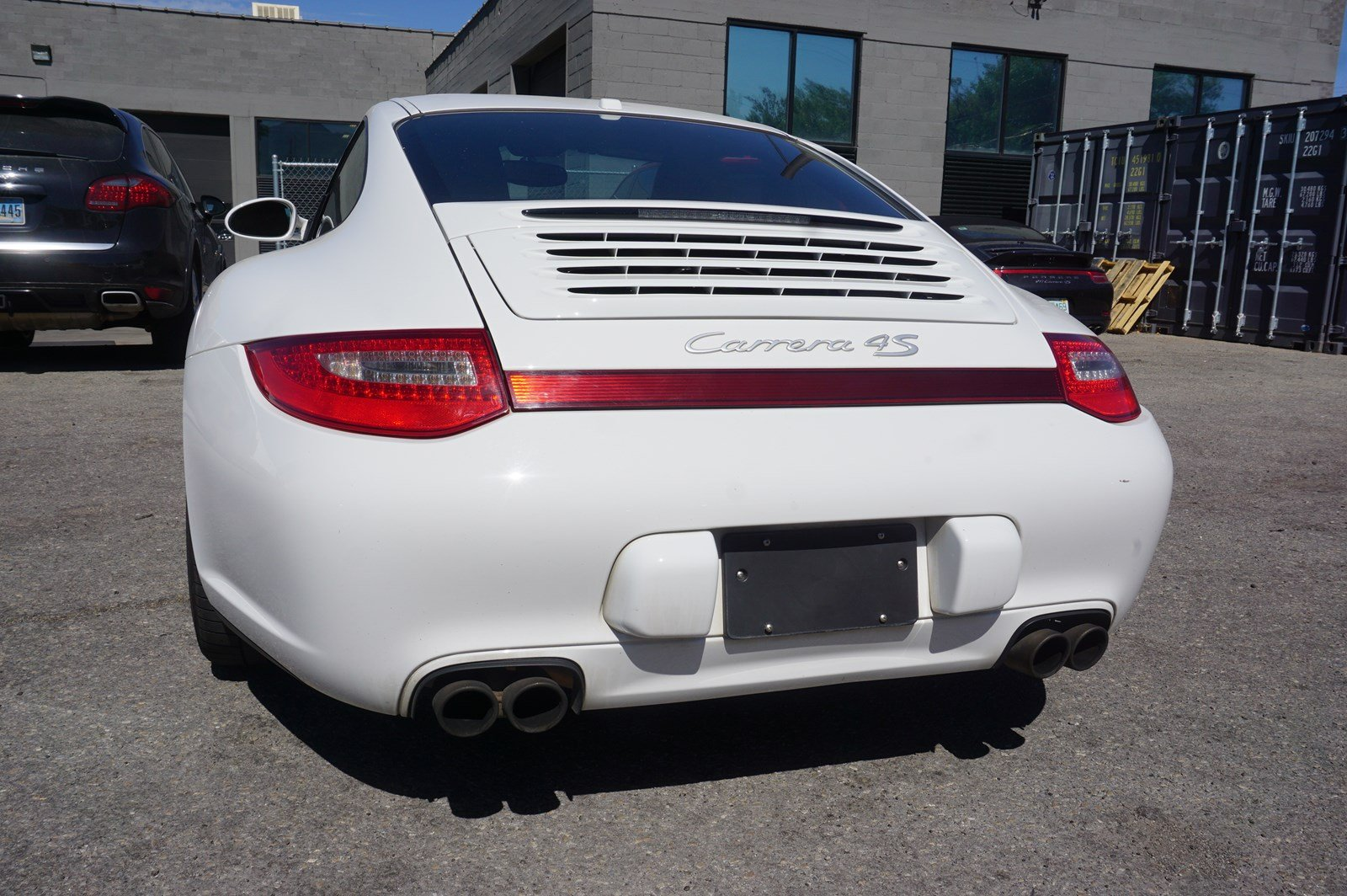 Certified Pre-Owned 2011 Porsche 911 Carrera 4S