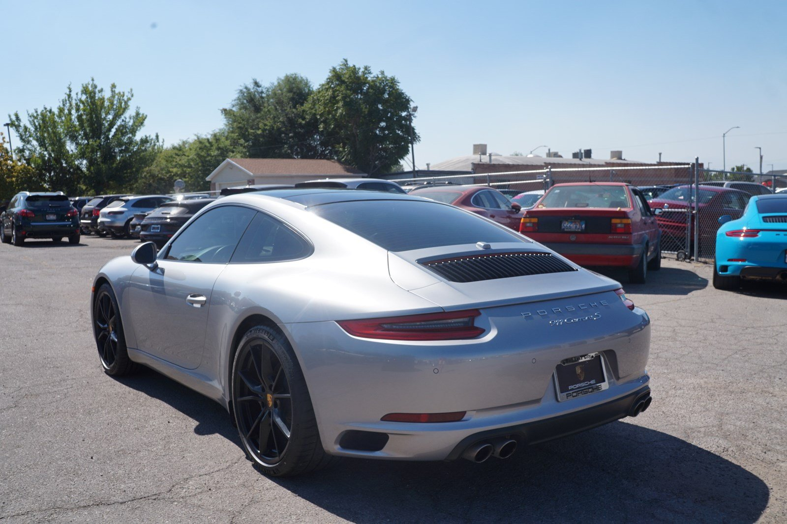 Certified Pre-Owned 2017 Porsche 911 Carrera S Coupe