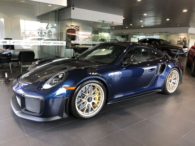 Certified Pre-Owned 2019 Porsche 911 GT2 RS