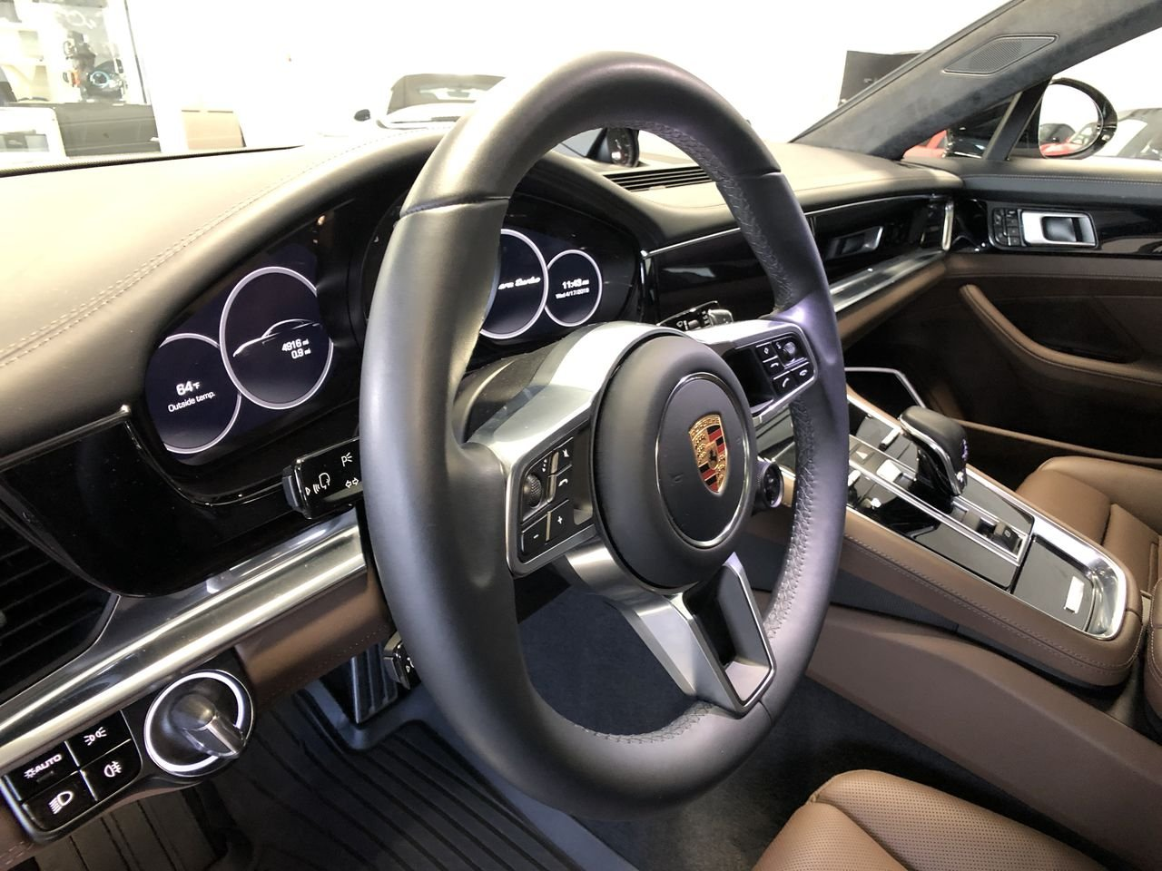 Certified Pre-Owned 2017 Porsche Panamera Turbo