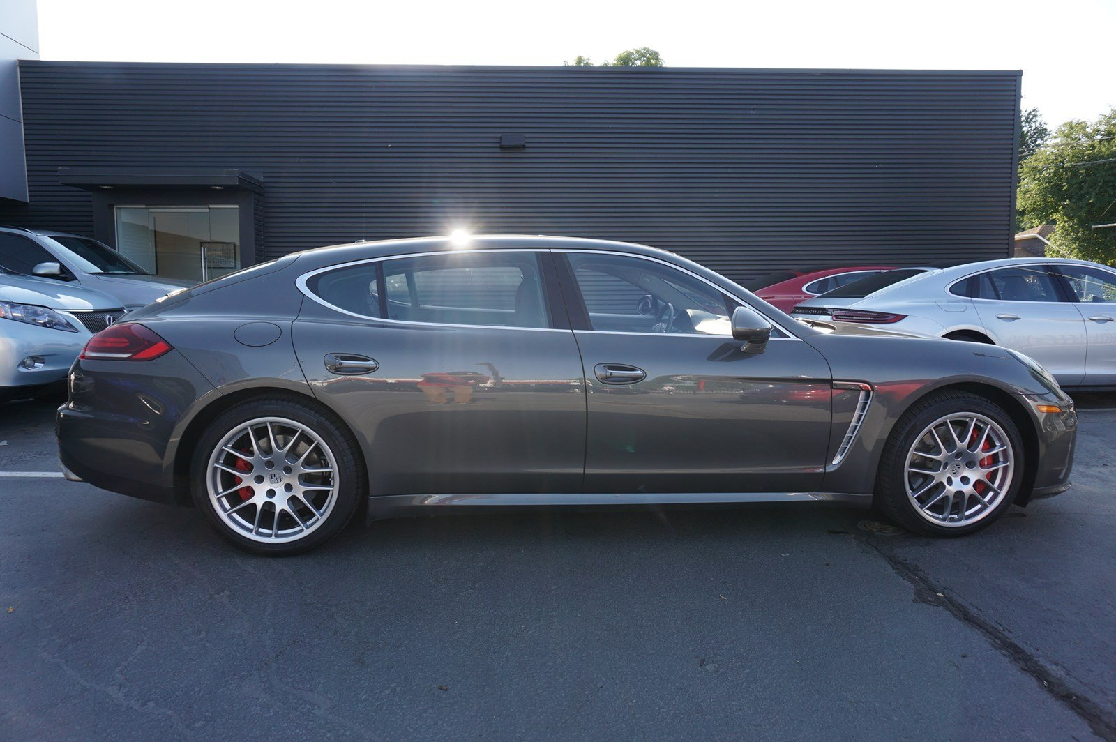 Certified Pre-Owned 2014 Porsche Panamera Turbo Executive