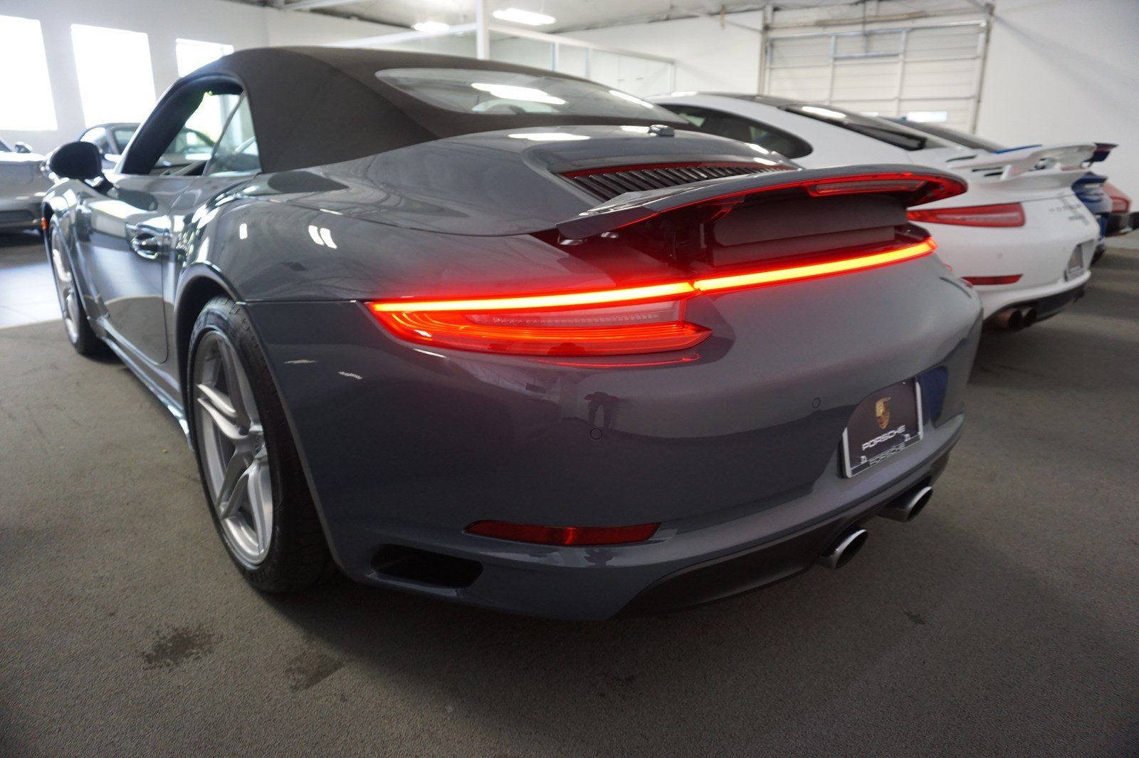 Certified Pre-Owned 2017 Porsche 911 Carrera 4 Cabriolet