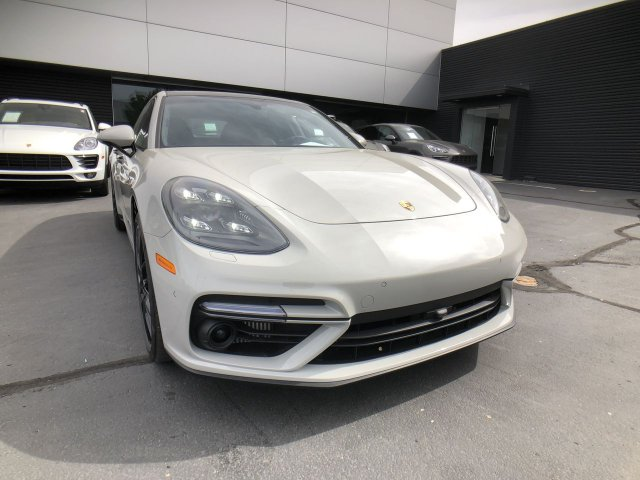 Certified Pre-Owned 2018 Porsche Panamera Turbo Sport Turismo AWD