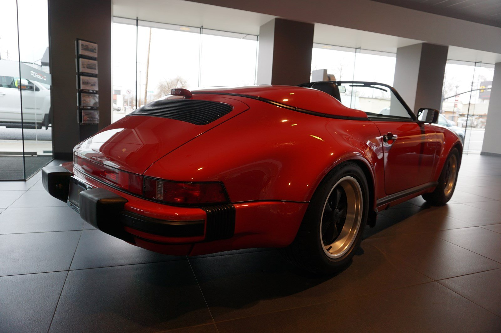 Pre-Owned 1989 Porsche 911 Carrera Speedster