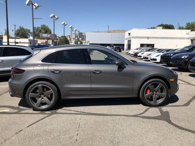 Certified Pre-Owned 2018 Porsche Macan Turbo Performance