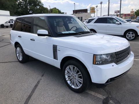 Pre-Owned 2011 Land Rover Range Rover HSE LUX