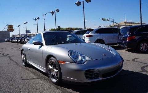 Pre-Owned 2004 Porsche 911 40th Ann Carrera