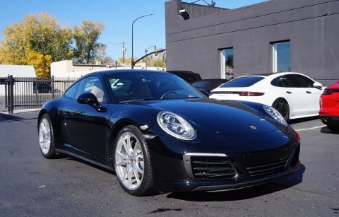 Certified Pre-Owned 2018 Porsche 911 Carrera 4