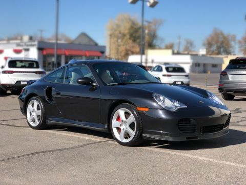 Pre-Owned 2003 Porsche 911 Carrera Turbo