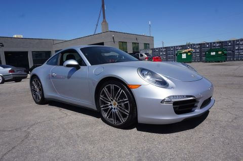 Certified Pre-Owned 2016 Porsche 911 Carrera 4S Coupe