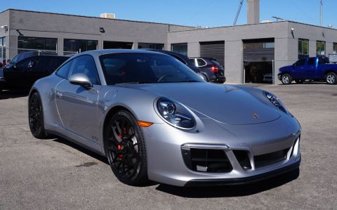 Certified Pre-Owned 2018 Porsche 911 Carrera GTS Coupe