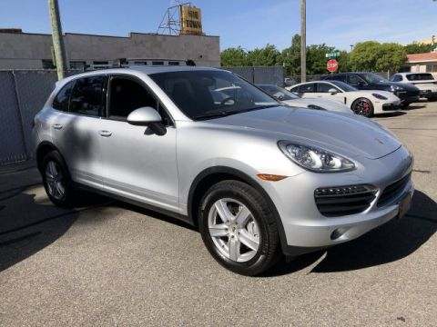 Certified Pre-Owned 2011 Porsche Cayenne S